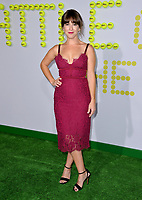 Martha MacIsaac at the premiere for &quot;Battle of the Sexes&quot; at the Regency Village Theatre, Westwood, Los Angeles, USA 16 September  2017<br /> Picture: Paul Smith/Featureflash/SilverHub 0208 004 5359 sales@silverhubmedia.com