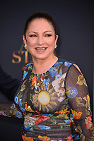 "LOS ANGELES, CA. September 24, 2018: Gloria Estefan at the Los Angeles premiere for ""A Star Is Born"" at the Shrine Auditorium.<br /> Picture: Paul Smith/Featureflash"