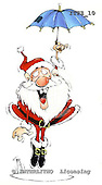 Fabrizio, Comics, CHRISTMAS SANTA, SNOWMAN, paintings, ITFZ10,#x# stickers Weihnachten, Navidad, illustrations, pinturas