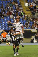 RIO DE JANEIRO, RJ, 23 DE FEVEREIRO 2012 - CAMPEONATO CARIOCA - SEMIFINAL - TAÇA GUANABARA - BOTAFOGO X FLUMINENSE - Fred, jogador do Fluminense, durante partida contra o Botafogo, pela semifinal da Taça Guanabara, no estádio Engenhão, na cidade do Rio de Janeiro, nesta quinta-feira, 23. FOTO: BRUNO TURANO – BRAZIL PHOTO PRESS