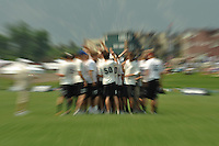Day 2 USA Ultimate College Champs.
