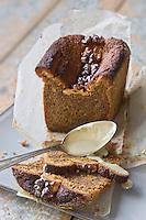 Biscuit aux noix et à la crème de cachou- recette de Christian Constant  EXCLU: EDITION LIVRE CUISINE DU SUD-OUEST
