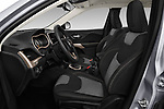 Front seat view of a 2018 Jeep Cherokee Latitude 5 Door SUV front seat car photos
