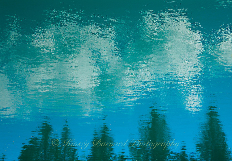 """BOW RIVER IMPRESSIONISM""<br />