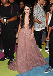 LOS ANGELES, CA - AUGUST 30: Actress Vanessa Hudgens arrives at the 2015 MTV Video Music Awards at Microsoft Theater on August 30, 2015 in Los Angeles, California.