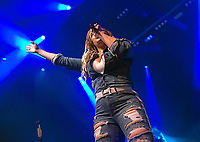 Faith Evans performs in London 072218