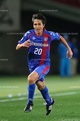 Ryoichi Maeda (FC Tokyo), <br /> FEBRUARY 9, 2016 - Football / Soccer : <br /> AFC Champions League 2016 Play-off <br /> between FC Tokyo 9-0 Chonburi FC <br /> at Tokyo Stadium, Tokyo, Japan. <br /> (Photo by YUTAKA/AFLO SPORT)
