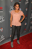 WEST HOLLYWOOD, CA - NOV 8: Christina Milian at the NBC's 'The Voice' Season 3 at House of Blues Sunset Strip on November 8, 2012 in West Hollywood, California.  Credit: mpi27/MediaPunch Inc. /NortePhoto.com