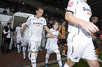 Pictured: Mark Gower of Swansea City<br />
