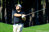 Zander Lombard (RSA) in action during the third round of the Turkish Airlines Open, Montgomerie Maxx Royal Golf Club, Belek, Turkey. 09/11/2019<br /> Picture: Golffile | Phil INGLIS<br /> <br /> <br /> All photo usage must carry mandatory copyright credit (© Golffile | Phil INGLIS)