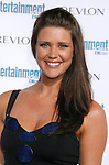 LOS ANGELES, CA. - September 20: Actress Sarah Lancaster arrives at Entertainment Weekly's 6th annual pre-Emmy celebration presented by Revlon at the Historic Beverly Hills Post Office on September 20, 2008 in Beverly Hills, California.