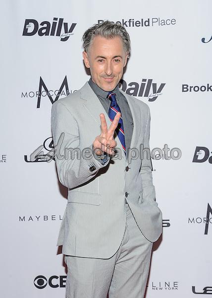 08 September 2016 - New York, New York- Alan Cumming. Daily Front Row's Fourth Annual Fashion Media Awards. Photo Credit: Mario Santoro/AdMedia