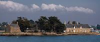 Europe/France/Bretagne/56/Morbihan/Golfe du Morbihan: l'Ile Boëdic