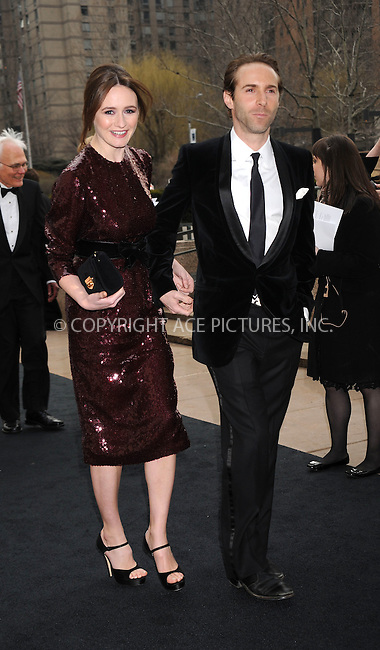 WWW.ACEPIXS.COM . . . . . ....March 15 2009, New York City....Actress Emily Mortimer and Alessandro Nivola arriving at The Metropolitan Opera's 125th Anniversary Gala at The Metropolitan Opera House, Lincoln Center on March 15, 2009 in New York City.....Please byline: KRISTIN CALLAHAN - ACEPIXS.COM.. . . . . . ..Ace Pictures, Inc:  ..tel: (212) 243 8787 or (646) 769 0430..e-mail: info@acepixs.com..web: http://www.acepixs.com