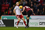 Sheffield United's Connor Sammon - Sheffield United vs Bradford City - Skybet League One - Bramall Lane - Sheffield - 28/12/2015 Pic Philip Oldham/SportImage