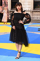 Charlie XCX arriving for the Royal Academy of Arts Summer Exhibition 2018 opening party, London, UK. <br /> 06 June  2018<br /> Picture: Steve Vas/Featureflash/SilverHub 0208 004 5359 sales@silverhubmedia.com