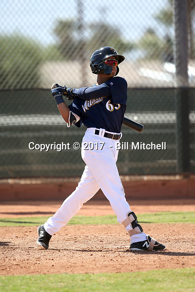 Carlos Rodriguez - 2017 AIL Brewers (Bill Mitchell)