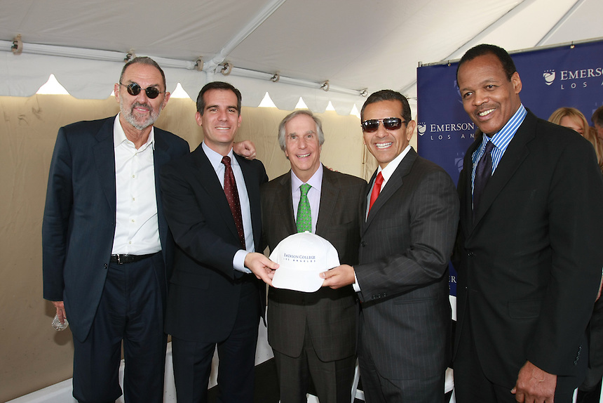 Los Angeles Groundbreaking March 8, 2012, event