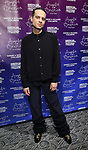 """Jordan Roth attends The American Associates of the National Theatre's Gala celebrating Tony Kushner's """"Angels in America"""" on March 11, 2018 at the Ziegfeld Ballroom,  in New York City."""
