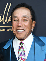 "08 August 2019 - Los Angeles, California - Smokey Robinson. Showtime's ""Hitsville: The Making Of Motown"" Los Angeles Premiere held at Harmony Gold.    <br /> CAP/ADM/BT<br /> ©BT/ADM/Capital Pictures"