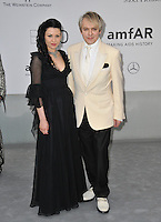Nick Rhodes  at the 21st annual amfAR Cinema Against AIDS Gala at the Hotel du Cap d'Antibes.<br /> May 22, 2014  Antibes, France<br /> Picture: Paul Smith / Featureflash