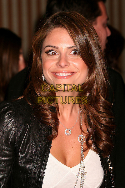 MARIA MENOUNOS.AT&T's BlackBerry Curve Launch Party at the Beverly Wilshire Hotel, Beverly Hills, California, USA,.31 May 2007..portrait headshot funny.CAP/ADM/BP.©Byron Purvis/AdMedia/Capital Pictures.