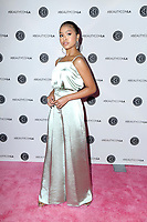 LOS ANGELES - AUG 10:  Navia Robinson at the Beautycon Festival LA 2019 at the Los Angeles Convention Center on August 10, 2019 in Los Angeles, CA