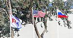 USA vs Russia at World League Round 2 in Chula Vista, California.