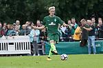 28.07.2017, Sportplatz, Schneverdingen, GER, FSP SV Werder Bremen (GER) vs WestHam United (ENG), <br /> <br /> im Bild<br /> <br /> #5 Julian Rieckmann (SV Werder Bremen U17)<br /> Foto &copy; nordphoto / Kokenge