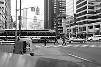 Toronto (ON) CANADA - July 2012 -  Toronto  Transit Commision : tramway
