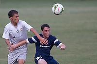 Carson, CA. - Saturday, November 15, 2014: US Soccer Development Academy held the U-13/14 West regional showcase at StubHub Center.