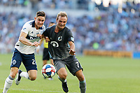 St. Paul, MN - Saturday July 27, 2019 :Minnesota United FC played Vancouver Whitecaps FC in a Major League Soccer (MLS) game at Allianz Field  Final score Minnesota United 0, Vancouver Whitecaps FC 0