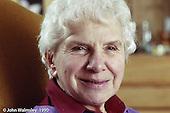 Leila Berg, author, 1990.