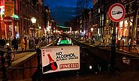 Nederland - Amsterdam - 2020. De Wallen. No Alcohol In Public Spaces. Foto Berlinda van Dam / Hollandse Hoogte