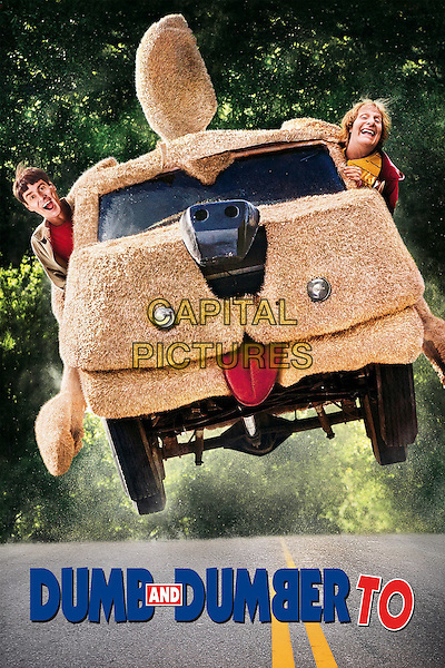 POSTER ART<br /> in Dumb and Dumber To (2014) <br /> *Filmstill - Editorial Use Only*<br /> CAP/NFS<br /> Image supplied by Capital Pictures