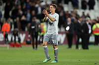 Ander Herrera of Manchester United after West Ham United vs Manchester United, Premier League Football at The London Stadium on 10th May 2018