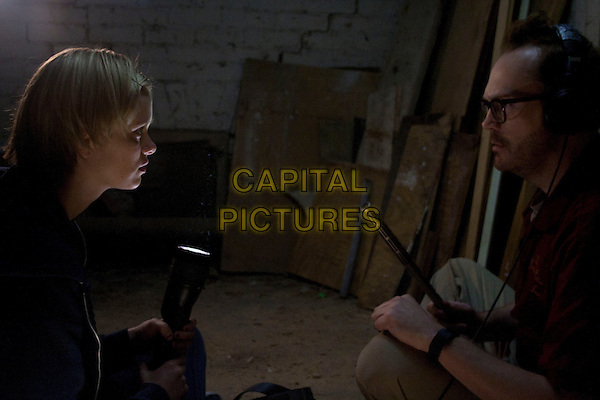 Sara Paxton &amp; Pat Healy<br /> in The Innkeepers (2011) <br /> *Filmstill - Editorial Use Only*<br /> CAP/NFS<br /> Image supplied by Capital Pictures