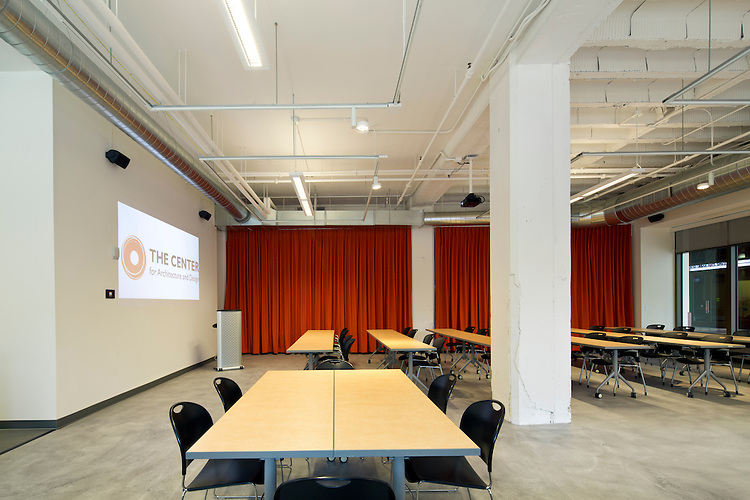 The Center for Architecture & Design | Gieseke Rosenthal Architecture + Design