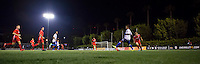 Carson, CA - July 14, 2016: The FC Dallas U-17/18 defeat Nomads SC U-17/18 2-1 in a 2016 U.S. Soccer Development Academy Semi Final game at StubHub Center.