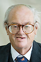 John Mortimer,author ,creator of Rumpole of The Bailey and a new novel Quite Honestly... CREDIT Geraint Lewis