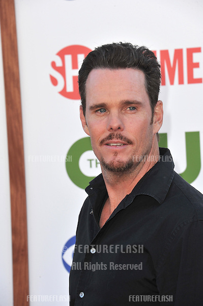 Kevin Dillon, star of How to be a Gentleman, at the CBS Summer 2011 TCA Party at The Pagoda, Beverly Hills..August 3, 2011  Los Angeles, CA.Picture: Paul Smith / Featureflash