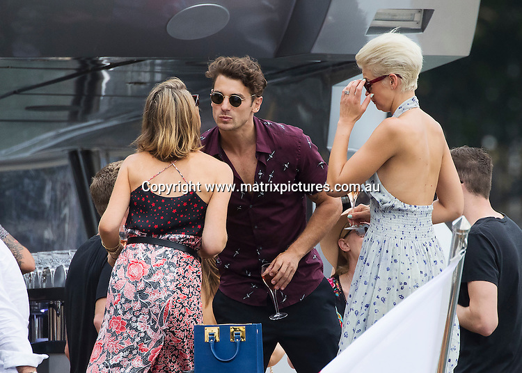 12 FEBRUARY 2017 SYDNEY AUSTRALIA<br />