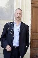 Roma, 3 Luglio 2014<br /> Convegno e assemblea dell'Anci<br /> L'associazione dei Comuni italiani per l'innovazione.<br /> Nella foto Marco Doria sindaco di Genova