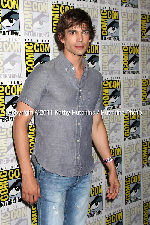 SAN DIEGO - JUL 21:  Christopher Gorham at the 2011 Comic-Con Convention at San Diego Convetion Center on July 21, 2010 in San DIego, CA.