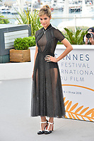 Sofia Boutella at the photocall for &quot;Farenheit 451&quot; at the 71st Festival de Cannes, Cannes, France 12 May 2018<br /> Picture: Paul Smith/Featureflash/SilverHub 0208 004 5359 sales@silverhubmedia.com