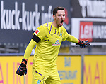 FussballFussball: agnph001:  1. Bundesliga Saison 2019/2020 27. Spieltag 23.05.2020<br /> SC Freiburg - SV Werder Bremen<br /> Torwart Jiri Pavlenka (Bremen)<br /> FOTO: Markus Ulmer/Pressefoto Ulmer/ /Pool/gumzmedia/nordphoto<br /> <br /> Nur für journalistische Zwecke! Only for editorial use! <br /> No commercial usage!