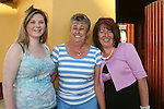 Michelle Montague, Marie Black and Breda Heeney in the Bellewstown Inn...Photo NEWSFILE/Jenny Matthews.(Photo credit should read Jenny Matthews/NEWSFILE)....This Picture has been sent you under the condtions enclosed by:.Newsfile Ltd..The Studio,.Millmount Abbey,.Drogheda,.Co Meath..Ireland..Tel: +353(0)41-9871240.Fax: +353(0)41-9871260.GSM: +353(0)86-2500958.email: pictures@newsfile.ie.www.newsfile.ie.FTP: 193.120.102.198.