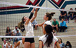 9.23.14 Chelan v Ephrata Volleyball