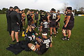 Counties Manukau Premier Club Rugby game between Patumahoe & Bombay, played at Patumahoe on Saturday June 18th 2016. Patumahoe won the game 27 - 15 after leading 9 - 3 at halftime. Photo by Richard Spranger.