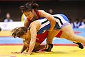 (L to R) Seiko Yamamoto, Kaori Icho, December 23, 2011 - Wrestling : .All Japan Wrestling Championship, Women's Free Style -63kg at 2nd Yoyogi Gymnasium, Tokyo, Japan. (Photo by Daiju Kitamura/AFLO SPORT) [1045]